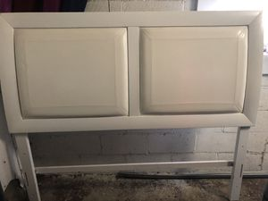 Headboard and bed frame for Sale in Walworth, WI