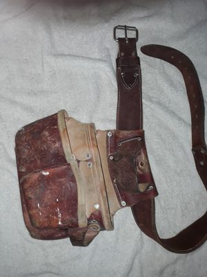 OCCIDENTAL NAIL BAG/BELT for Sale in Lake View Terrace, CA