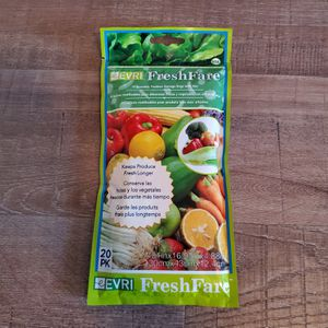 EVEI FreshFare 10 Reusable Produce Storage Bags With Ties for Sale in Hamburg, NY