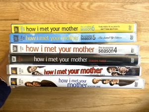 How I Met Your Mother- Seasons 1-6 for Sale in Colorado Springs, CO