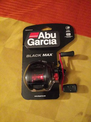 Abu garcia fishing reel for Sale in Salem, OR
