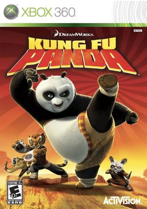 Xbox 360 Kung Fu Panda game for Sale in West Covina, CA