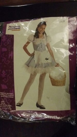 New Dorothy Costume for Sale in Fishers, IN