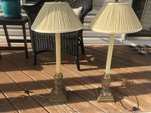 Antique lamps for Sale in Fuquay Varina, NC