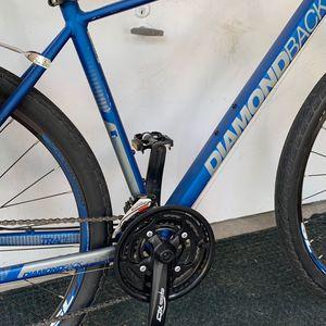 Diamondback Trace Duel Sport Bike ( with saddle bag and lock ) for Sale in Shoreline, WA