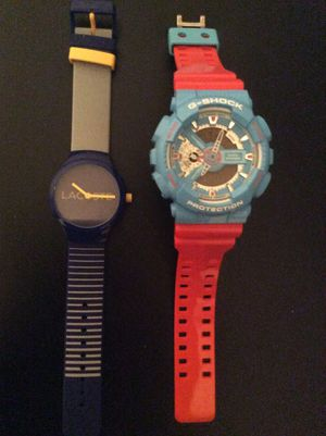 Watches Lacoste and G-Shock for Sale in Forest Heights, MD