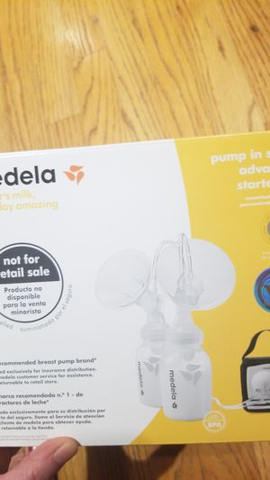 Free medela electric breastpump for Sale in Lake Stevens, WA