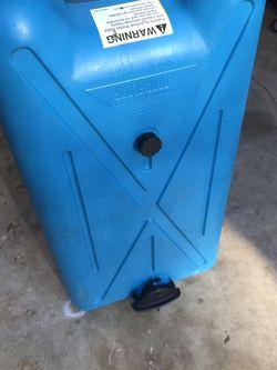 RV Portable 10G Drain Water Tank for Sale in Chamblee,  GA
