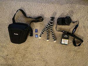 """Kadok EZShare Z5010 Camera """"Read Description"""" for Sale in San Jose, CA"""