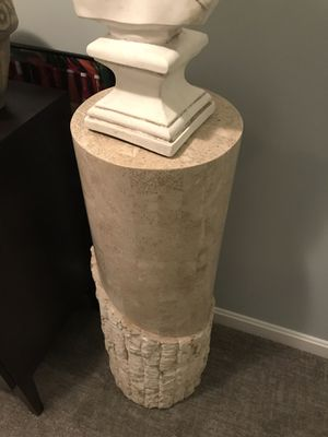Art - pillars - plant stools - art for Sale in Frederick, MD