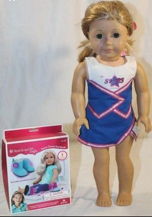 American girl doll and craft kit for Sale in Biloxi, MS