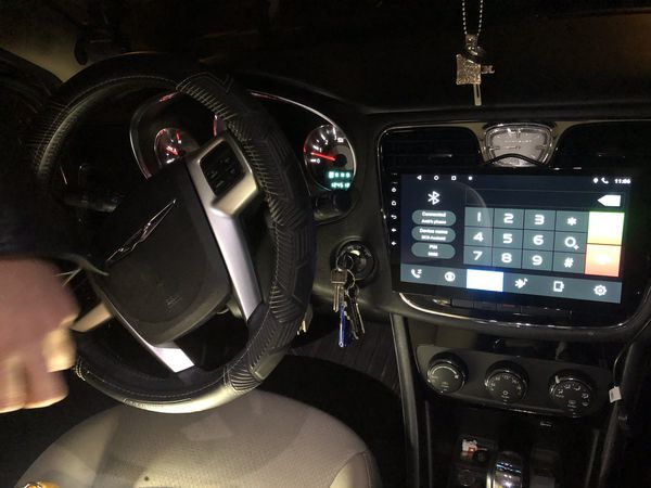"10"" Android double din (New)"