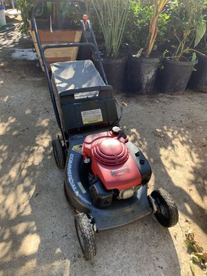 Honda Lawnmower commercial for Sale in Highland, CA
