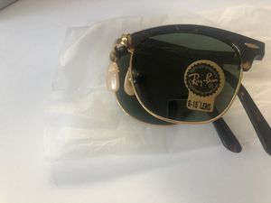 Ray ban folding clubmaster for Sale in Santa Ana, CA