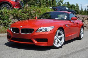 2016 BMW Z4 for Sale in Lynnwood, WA