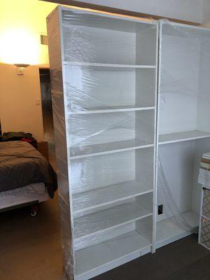 White Shelving Unit for Sale in Pico Rivera, CA