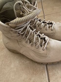 Tactical Research Suave Leather Military Style Boots for Sale in Las Vegas,  NV