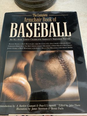 Two baseball books for Sale in Fountain Valley, CA