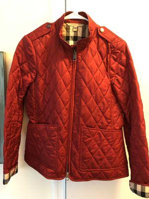 Burberry Women's coat for Sale in Tinton Falls, NJ