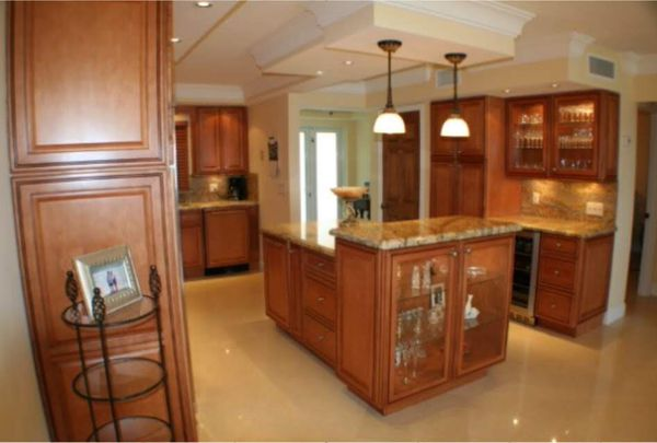 Kitchen cabinets and vanities