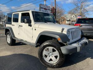 2007 Jeep Wrangler Unlimited for Sale in Woodbridge Township, NJ