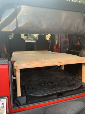 Bed for Jeep Wrangler! for Sale in Henderson, NV