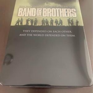 Band of Brothers Dvd set for Sale in Milton, FL