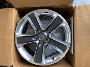 2018 2019 Jeep Wrangler wheel 18 inch. for Sale in Mount Washington, KY