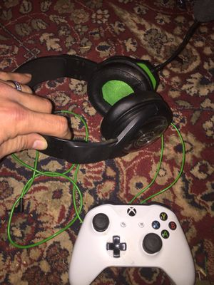 AfterGlow Xbox 1 turtle beach headset for Sale in Atlanta, GA