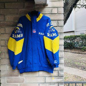 Rams NFL jacket for Sale in San Antonio, TX