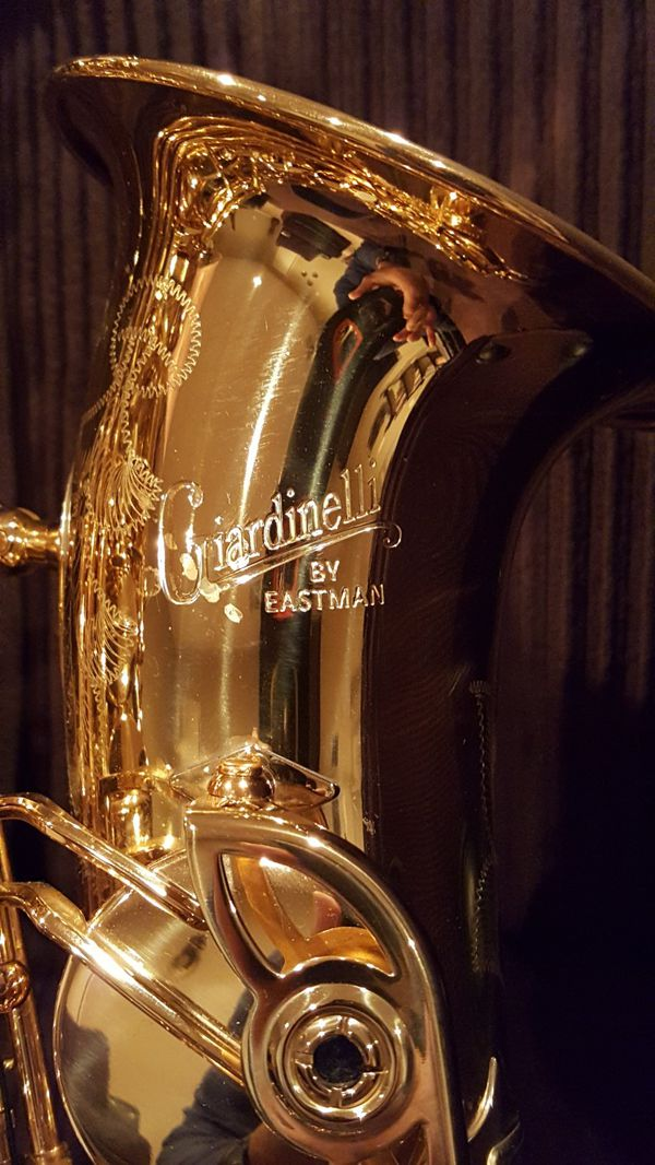 Giardinelli Alto Saxophone