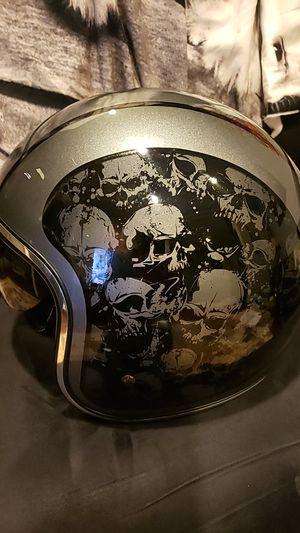 Large men's motorcycle helmet for Sale in Arlington, VA