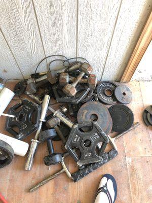 Set of weights for Sale in Glen Allen, VA