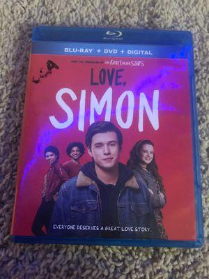 Love Simon disc for Sale in Renton, WA