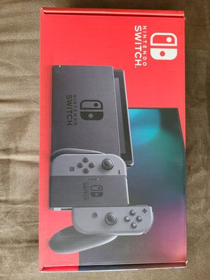 Nintendo Switch Grey for Sale in Philadelphia, PA