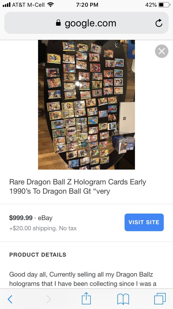 90's collectible anime cards magazines and action figures dragon ball z Pokémon etc.