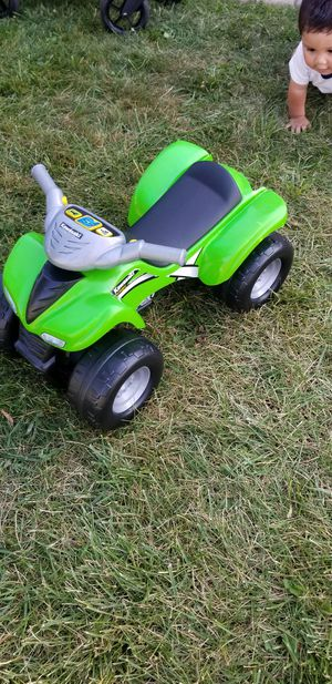 Kawasaki Toddler Motorcycle for Sale in Glendale Heights, IL