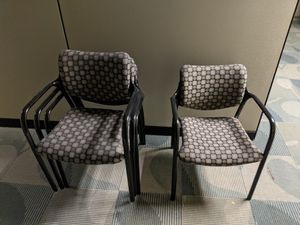 Spotted office chairs for Sale in Westerville, OH