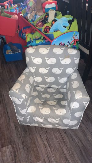 Kids whale rocking chair for Sale in Fullerton, CA