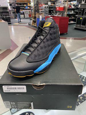 New nike air Jordan retro 13 size 13 box included for Sale in Orlando, FL