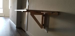 Folding table , almost new !!! for Sale in San Francisco, CA