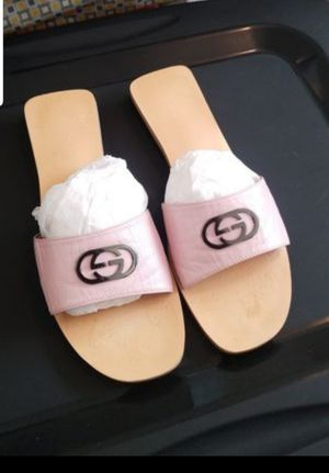Gucci Slides. price negotiable for Sale in Chino Hills, CA