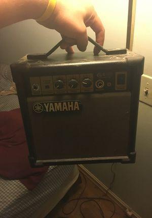 Yamaha guitar amplifier/ speaker for Sale in Washington, DC