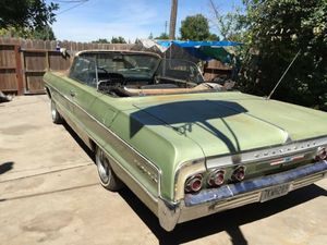 Bracket, parts, 64 Chevy impala convertible for Sale in Hemet, CA