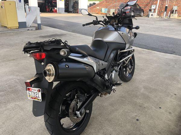 2009 Suzuki V-Strom 650 DL650 Vstrom not an Kawasaki Honda Yamaha BMW Triumph Ducati