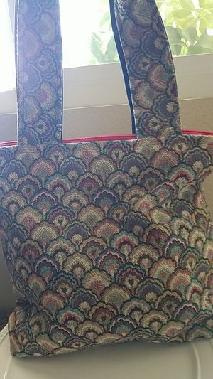 Flowery Tote for Sale in Riverside, CA