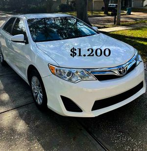 Fully Maintained$1200 I'm Selling URGENT! 2013 Toyota Camry🙏 for Sale in Fremont, CA
