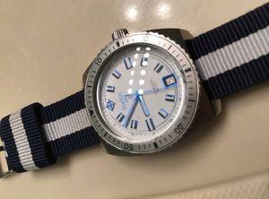 Men's zodiac sea dragon watch for Sale in St. Petersburg, FL