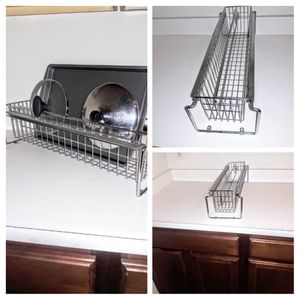 Kitchen drawer organizer / storage for cabinet for Sale in Charlotte, NC