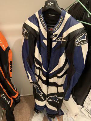 Alpinestar racing suit worn once for Sale in San Jose, CA